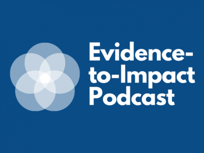 -Evidence-to-Impact Podcast: Aging in America - Challenges and Opportunities