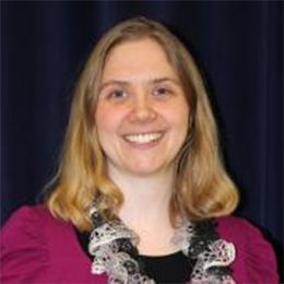 Photo of Amber J, Seidel, Ph.D.